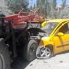 Akkuzulu da Trafik Kazası 3 Yaralı