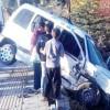 Akkuzulu Yolu Üzerinde Kaza: 5 Yaralı