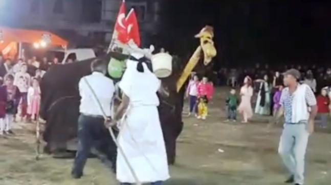 Çubuk Türkmenleri Deve Oyunu