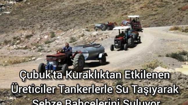 Sular çekildi, çiftçiler su göleti istiyor