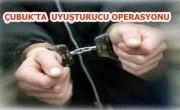 Uyusturucu Operasyonu Tutuklu