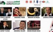 cubuk tursu festivali 2014 sanatcilar programi