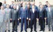 Ankara Valisi Mehmet Kiliclar cubuk