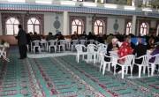 Sabah Namazi Sonrasi Cemaate corba ikram Edildi