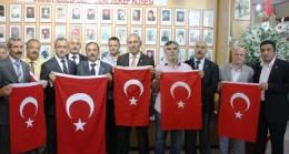 Ankara MHP ilden Çubuk'a Ziyaret