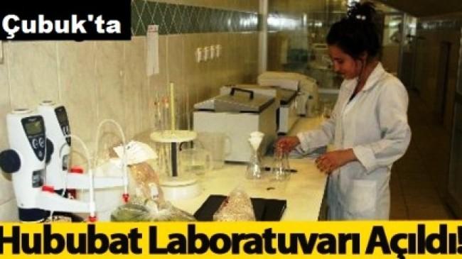 Kooperatif Hububat Laboratuarı Kurdu