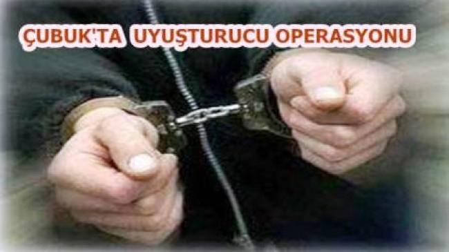 Uyuşturucu Operasyonu: 8 Gözaltı