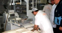 Çubuk'ta Ekmek Fiyatı Düştü
