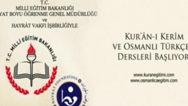 Osmanlıca Kursu Açılıyor