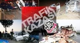 Çubuk'ta Trafik Kazaları: 7 Yaralı