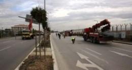 Ankara Çubuk Yolunda Faciadan Dönüldü