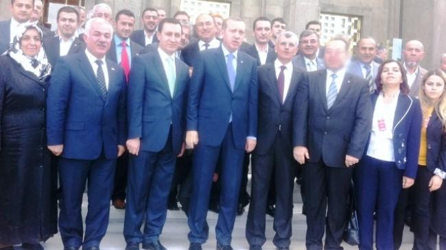 Başbakana Çubuk'tan Teşekkür