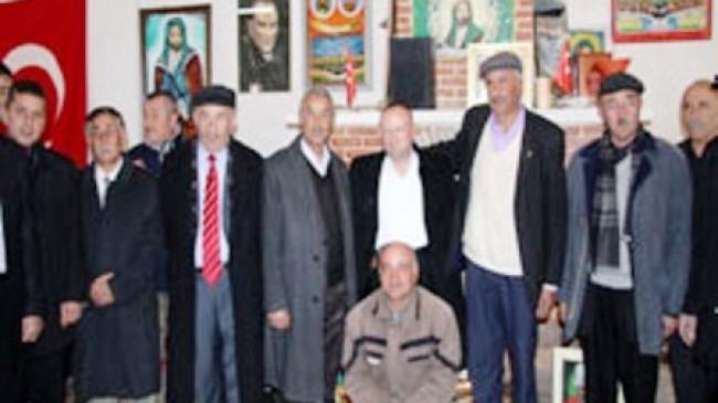 Çubuk'un Alevi Köyleri Araştırması Yapıldı