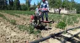 Akkuzulu'ya Sulama Gölet Yapılıyor