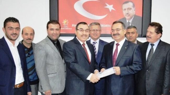 Akkuzulu'dan Yok Ama, Türkmen Olan Haksever Aday Adayı