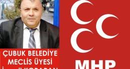 MHP Çubuk'ta Büyük Oranda Oy Alacak