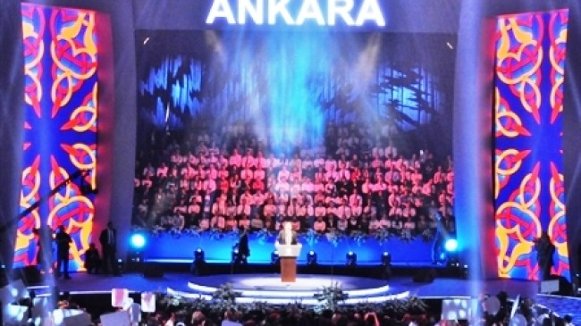 Ankara 2014 Yılı Projeleri