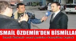 Yerel Basından Özdemir'e Destek