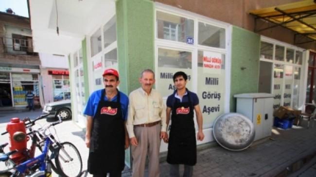 Çubuk'ta 26 Yıldır Yaşatılan Ramazan Geleneği