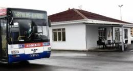 Otobüslere Yeni Yol Güzergahı