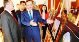 """Başkan Acehan 'Şehir Müzesi"""" İçin Destek İstedi"""