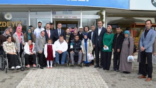 Engelliler Programı Düzenlendi