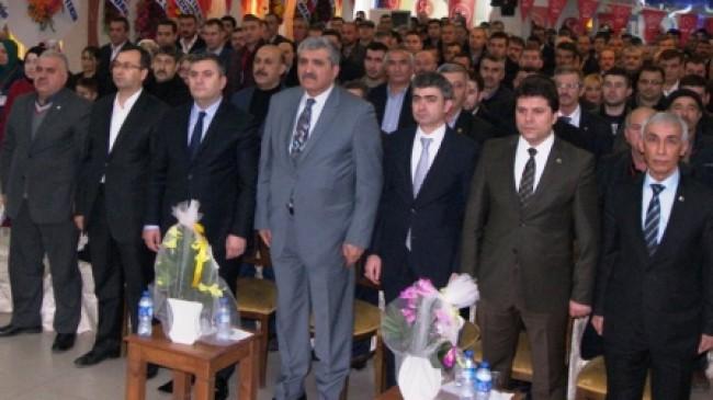 MHP Çubuk İlçe Başkanı Kisecik