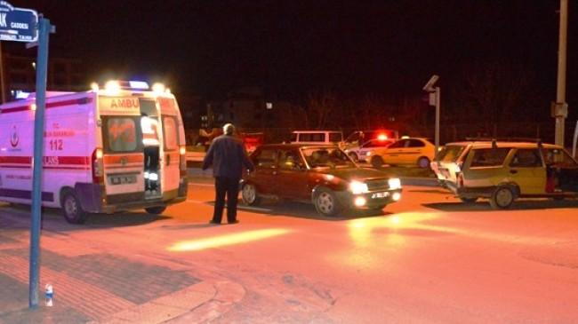 Çubuk'ta Trafik Kazası: 7 Yaralı