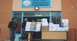 Akkuzulu İlk Okuluna Gönüllü Tadilat