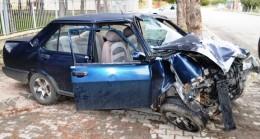 Akkuzulu Yolunda Kaza: 5 Yaralı