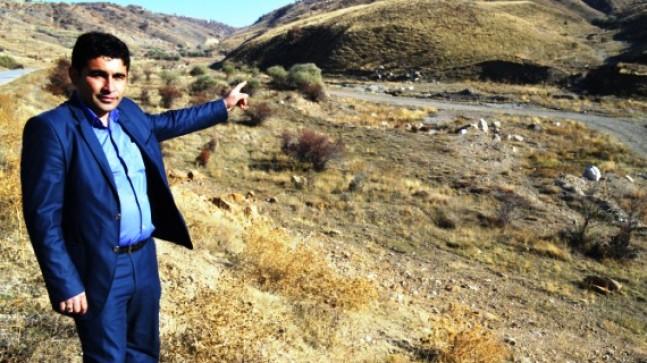 Akkuzulu Dev Sulama Göleti ile Suya Doyacak