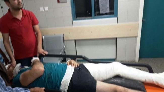Akkuzulu da Kaza: 3 Yaralı