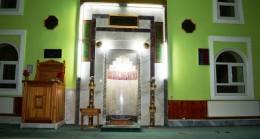 Akkuzulu'nun İlk Camisinden Görüntü